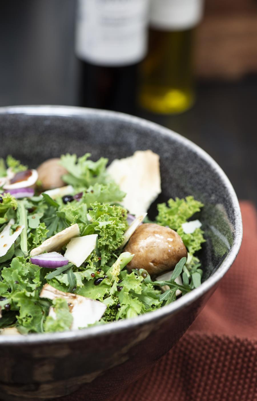Salatschüsseln & Salatbesteck, Bild 1