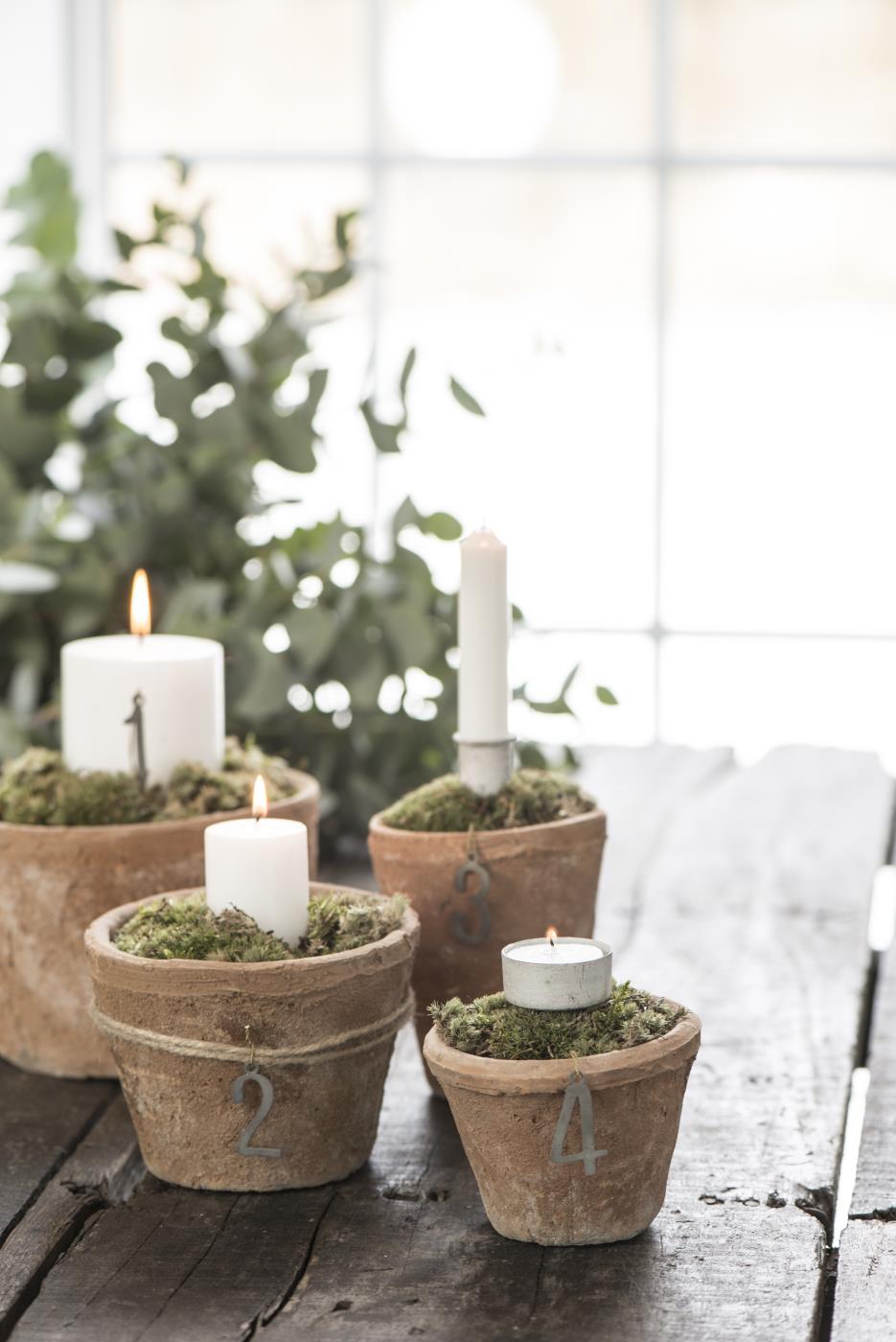 Kerzen von IB Laursen aus Dänemark, Bild 1