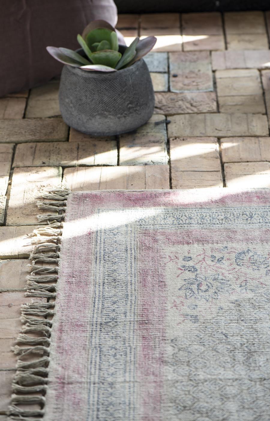 Baumwollteppiche, Bild 1
