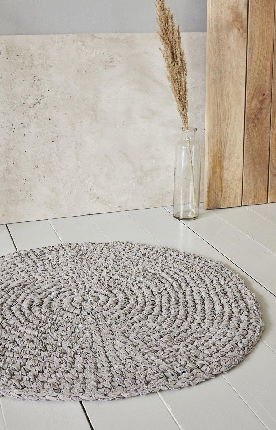 Runde Teppiche, Bild 1