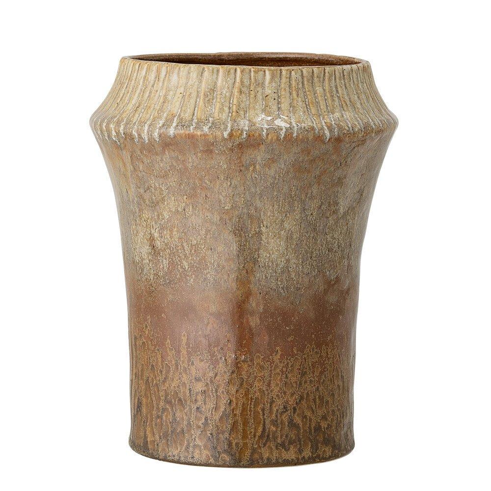Bloomingville Vase Violanda aus Steingut