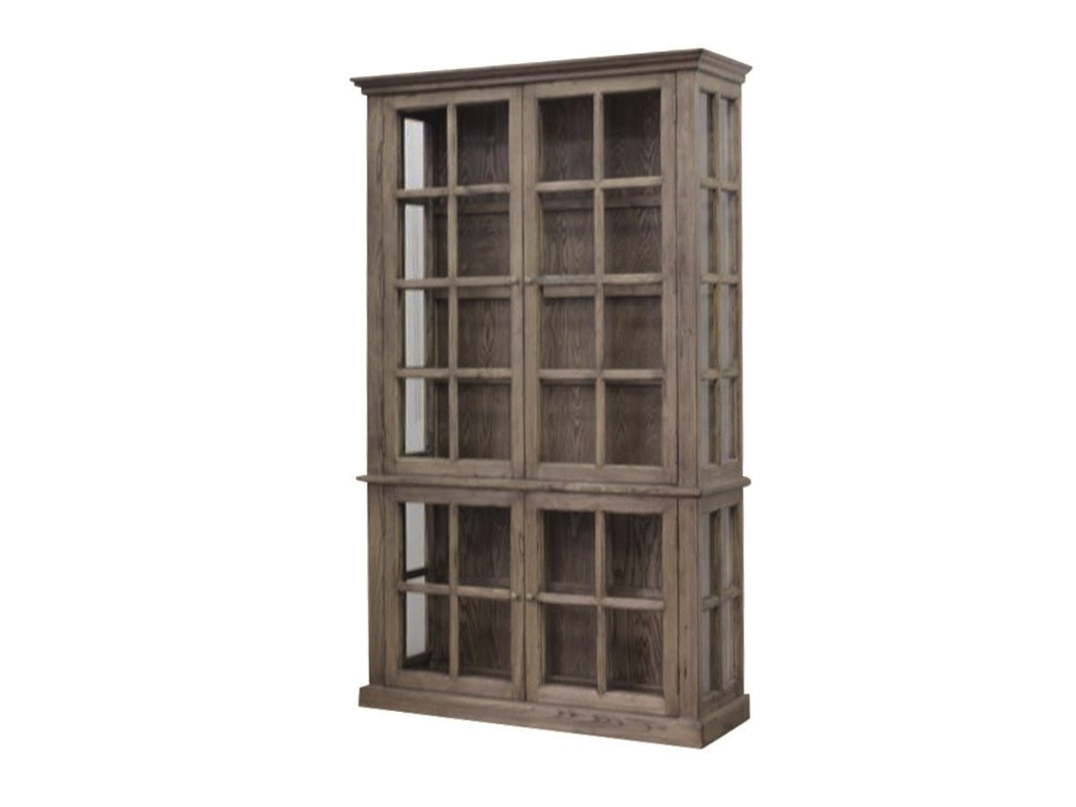 Chic Antique Antiker Vitrinenschrank 4 Turen Von Chic Antique
