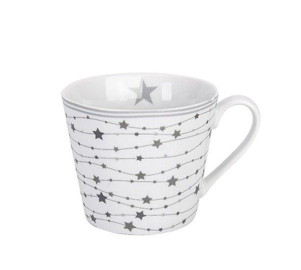 Krasilnikoff Tasse Happy Cup Stars in the Sky