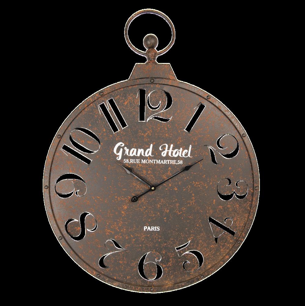 Rusty Clock Grand Hotel Xxl Von Clayre Eef Gunstig Bestellen Skandeko