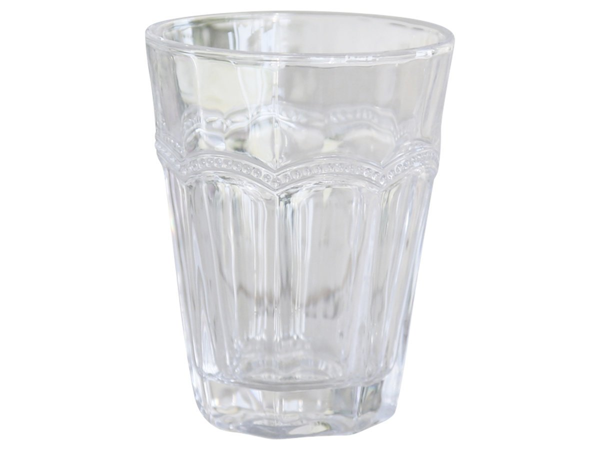 Chic Antique Antoinette Trinkglas mit Perlenkante