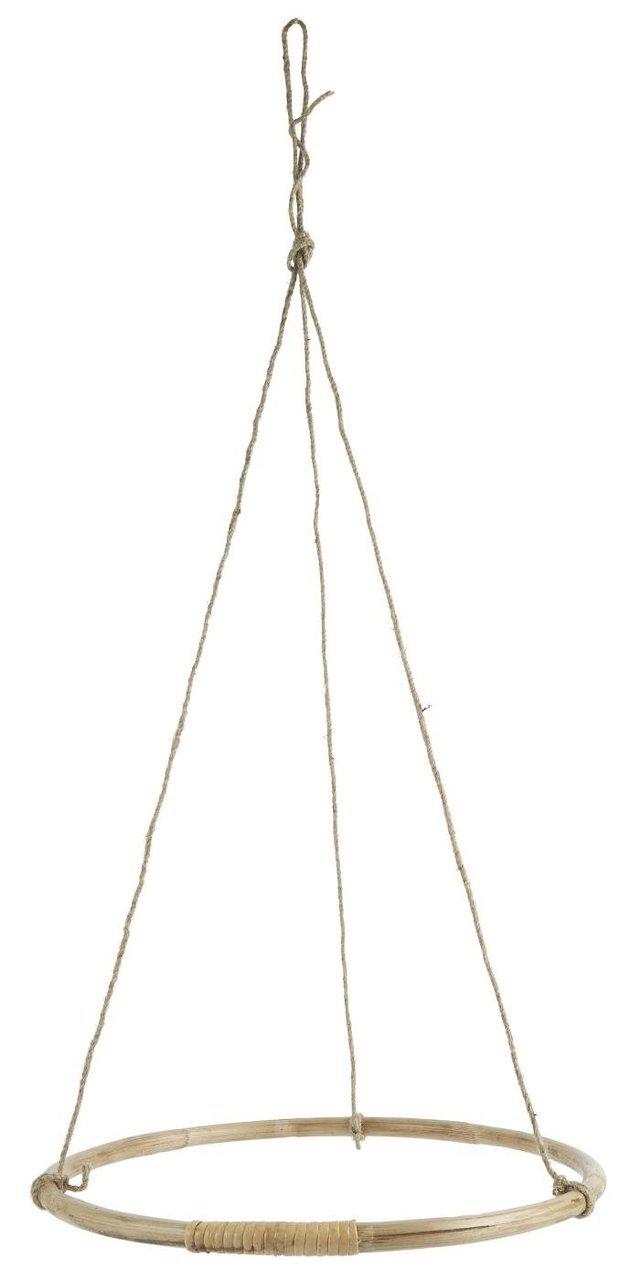 Ib Laursen Bambushänger mit Juteschnur