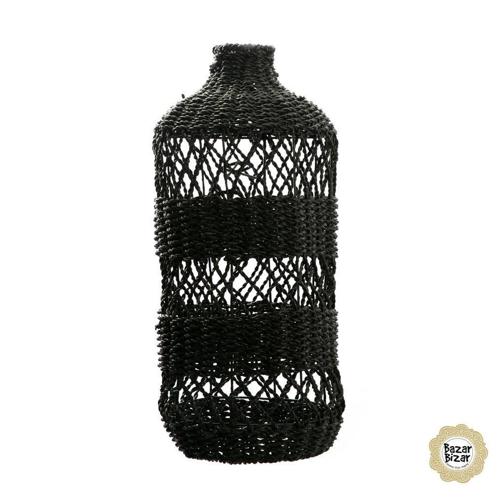 Bazar Bizar Naturfaser Pendellampenschirm The Lantern