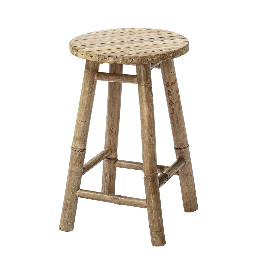 Bloomingville Bambus Stuhl Hocker