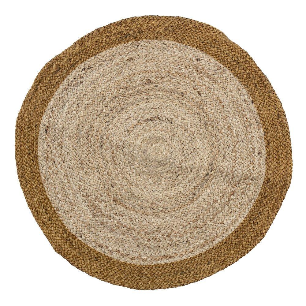 Bloomingville Teppich Birk aus Jute