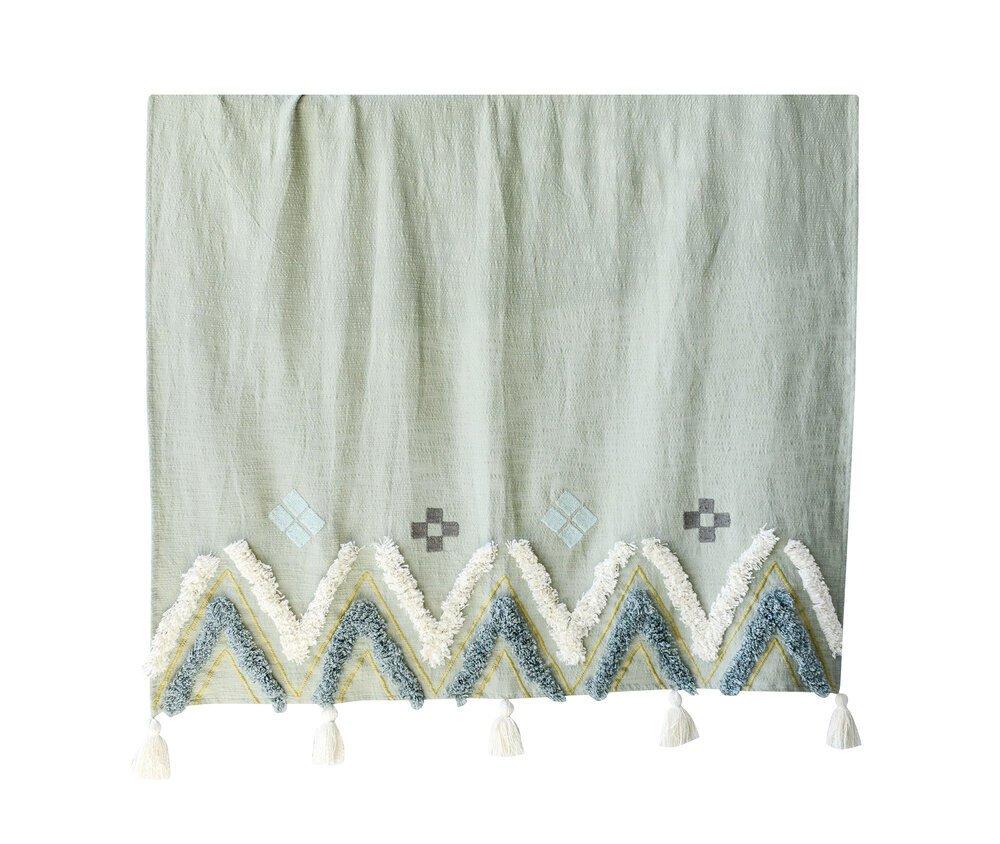 Bloomingville Decke Miaemilie aus Baumwolle