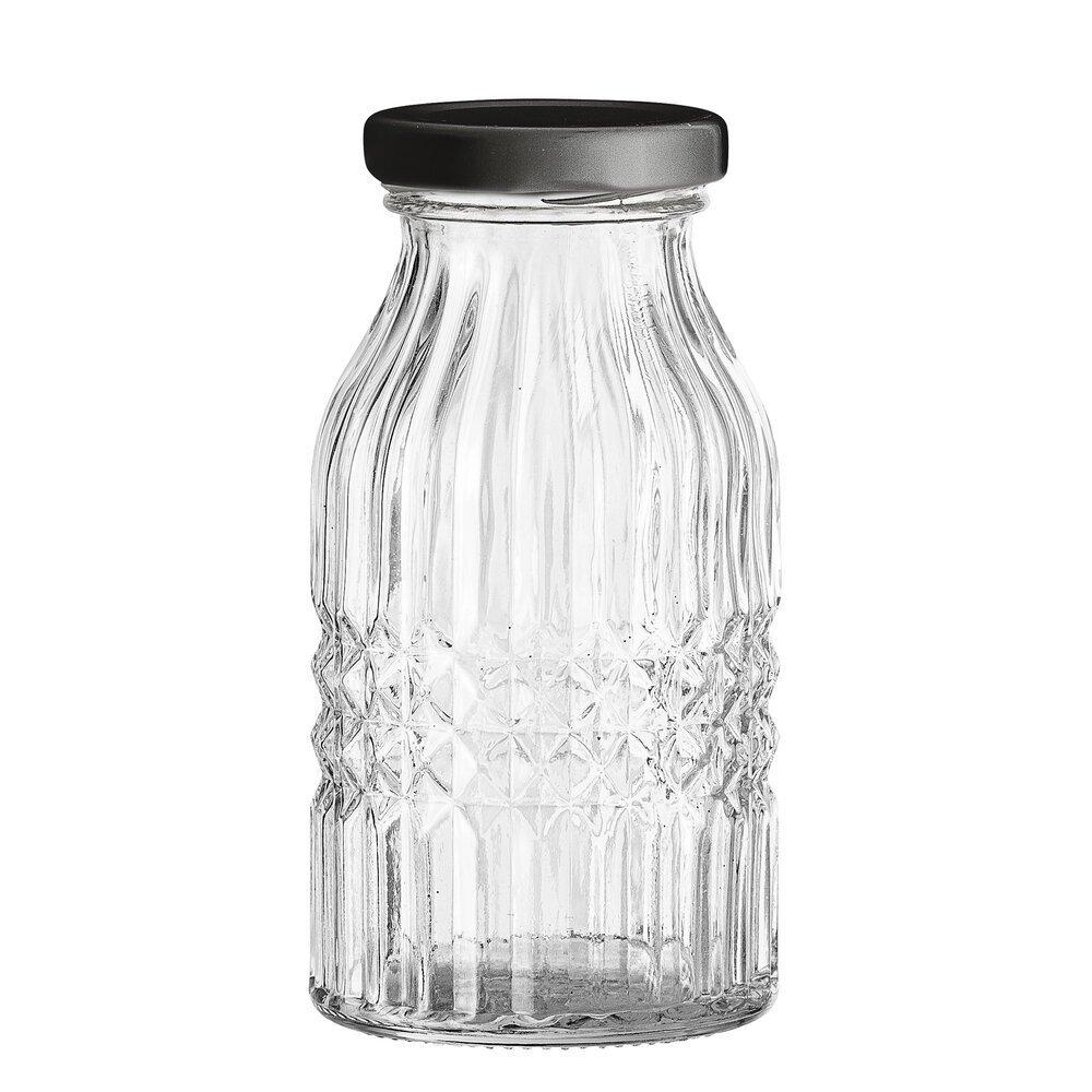 Bloomingville Flasche mit Deckel Cavit