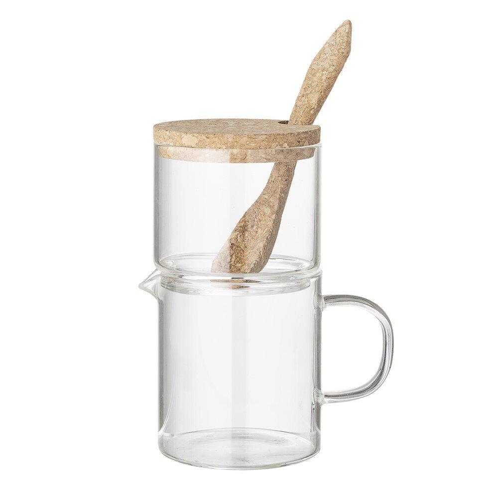 Bloomingville Milchkännchen & Zuckertopf