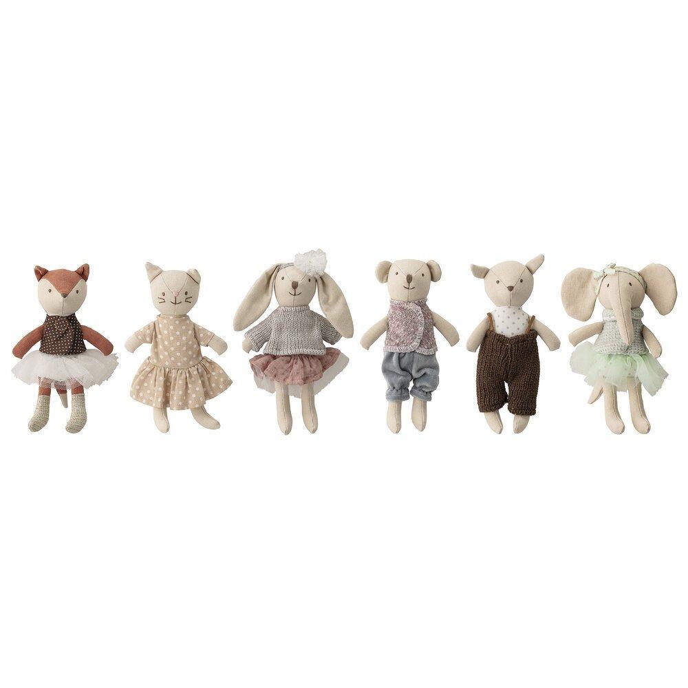 Bloomingville Mini Animal Friends Kinderspielzeug