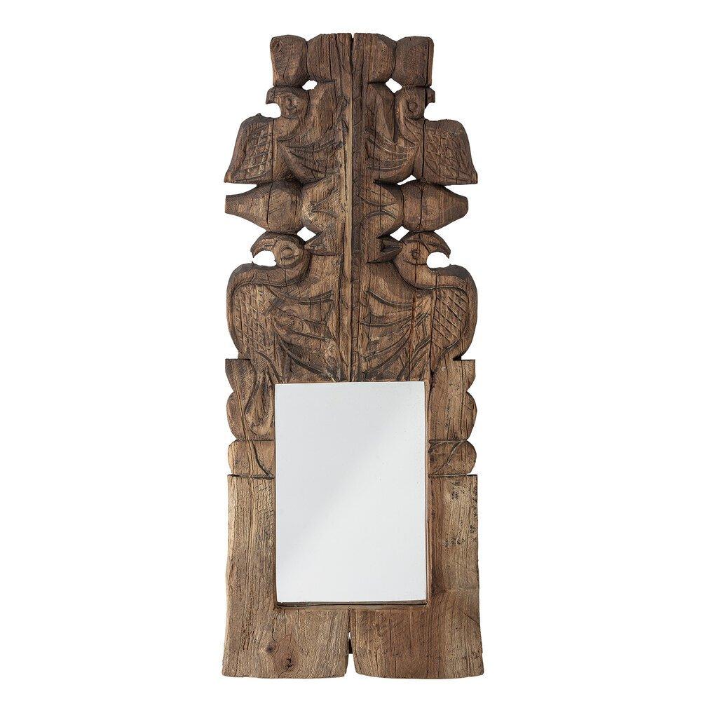 Bloomingville Spiegel Hob aus recyceltem Holz