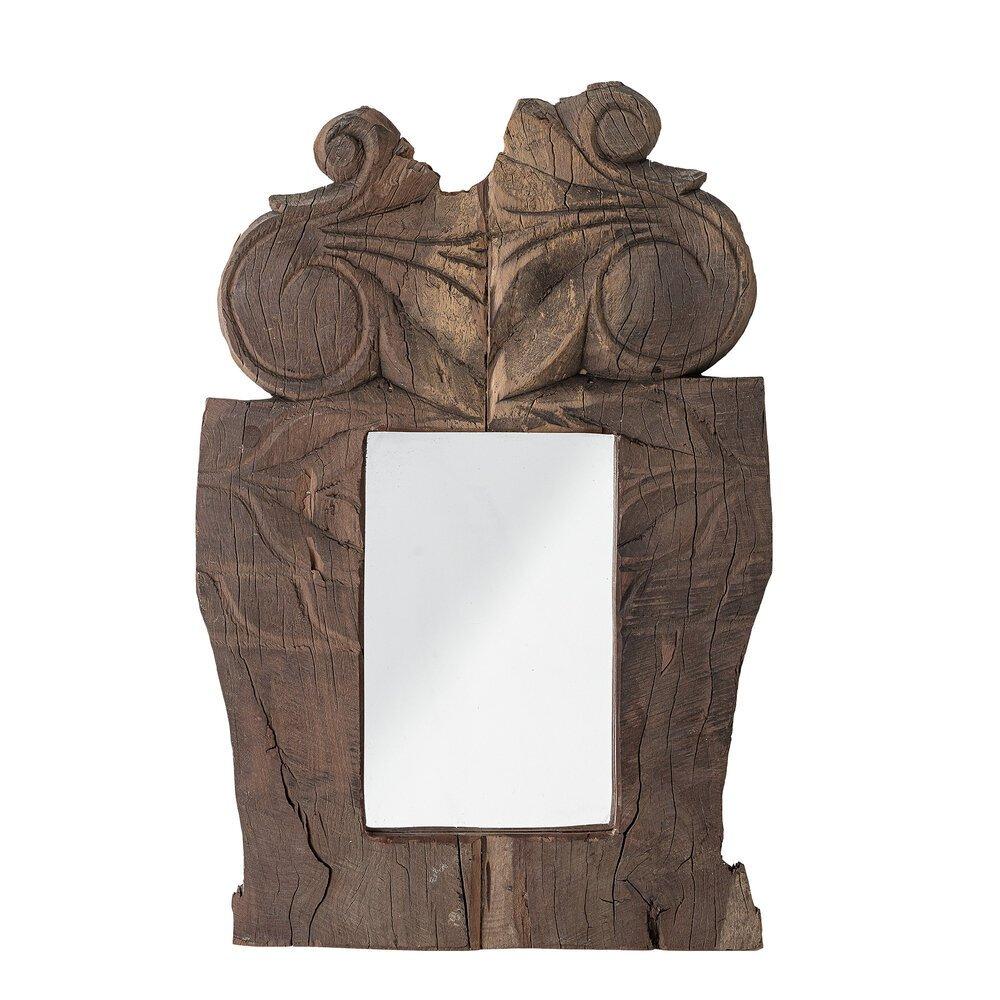 Bloomingville Spiegel Hoda aus recyceltem Holz