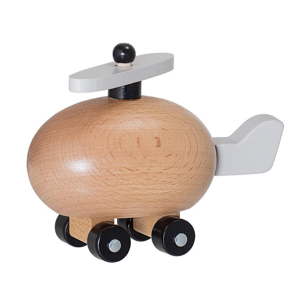 Bloomingville Spiel Flugzeug Vigga aus Holz