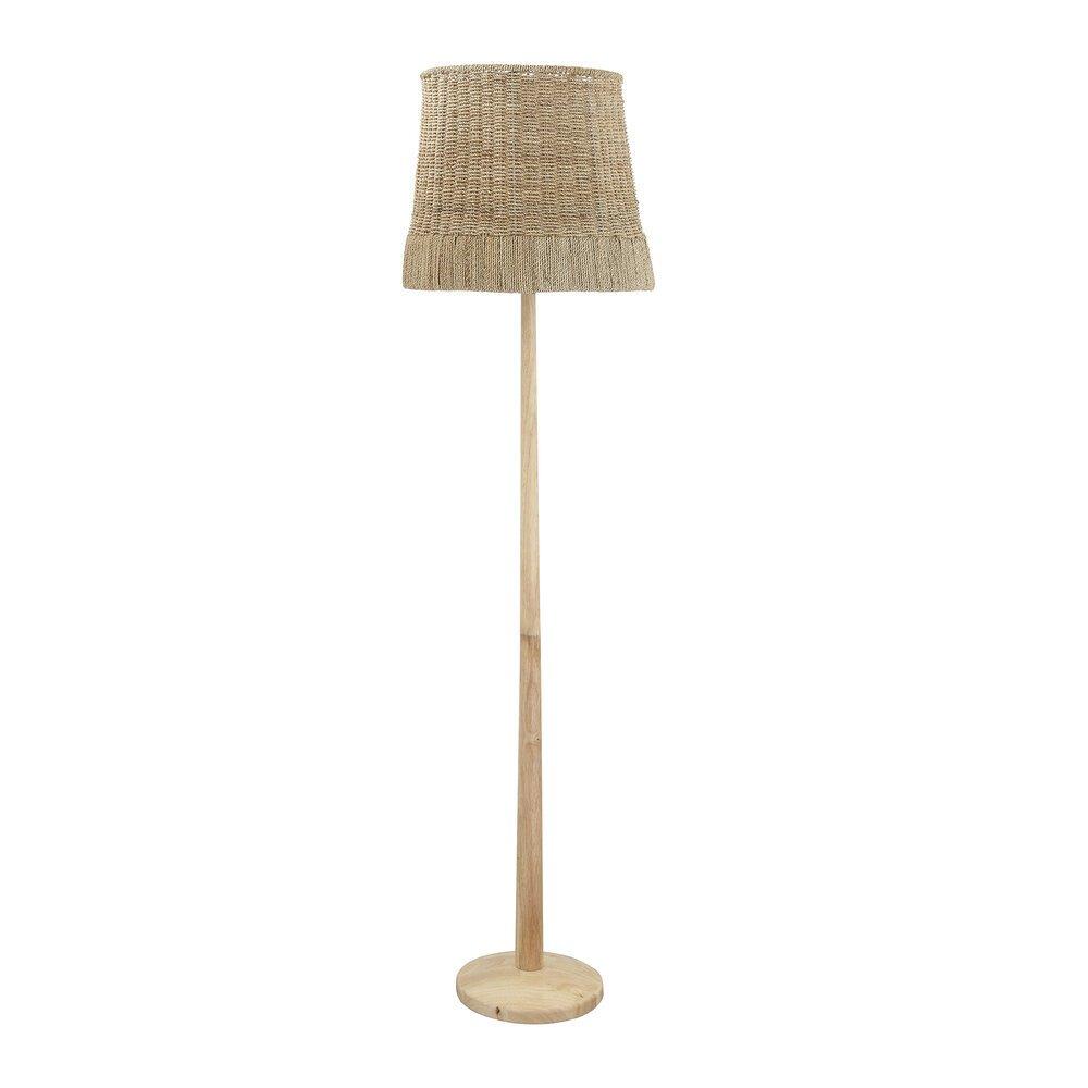 Bloomingville Stehlampe Kakasi aus Rattan
