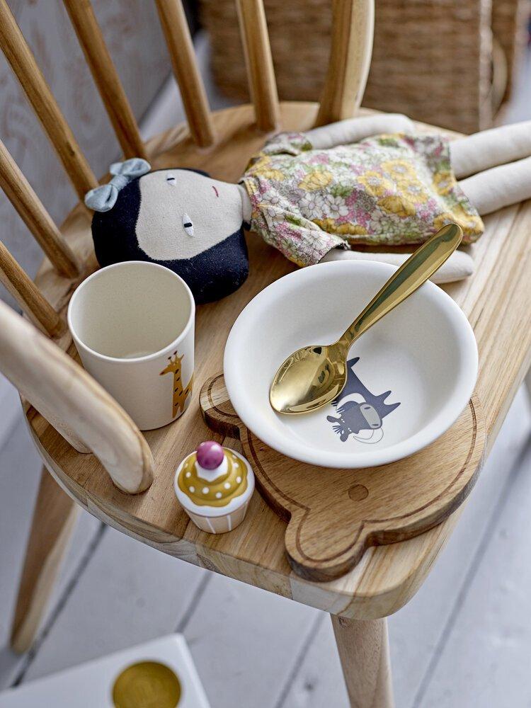 Impressionen zu Bloomingville Tee Set Tablett Lotus, Bild 2