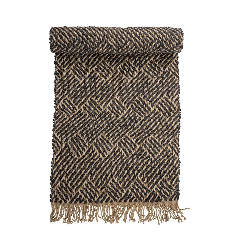 Bloomingville Teppich Aby aus Jute
