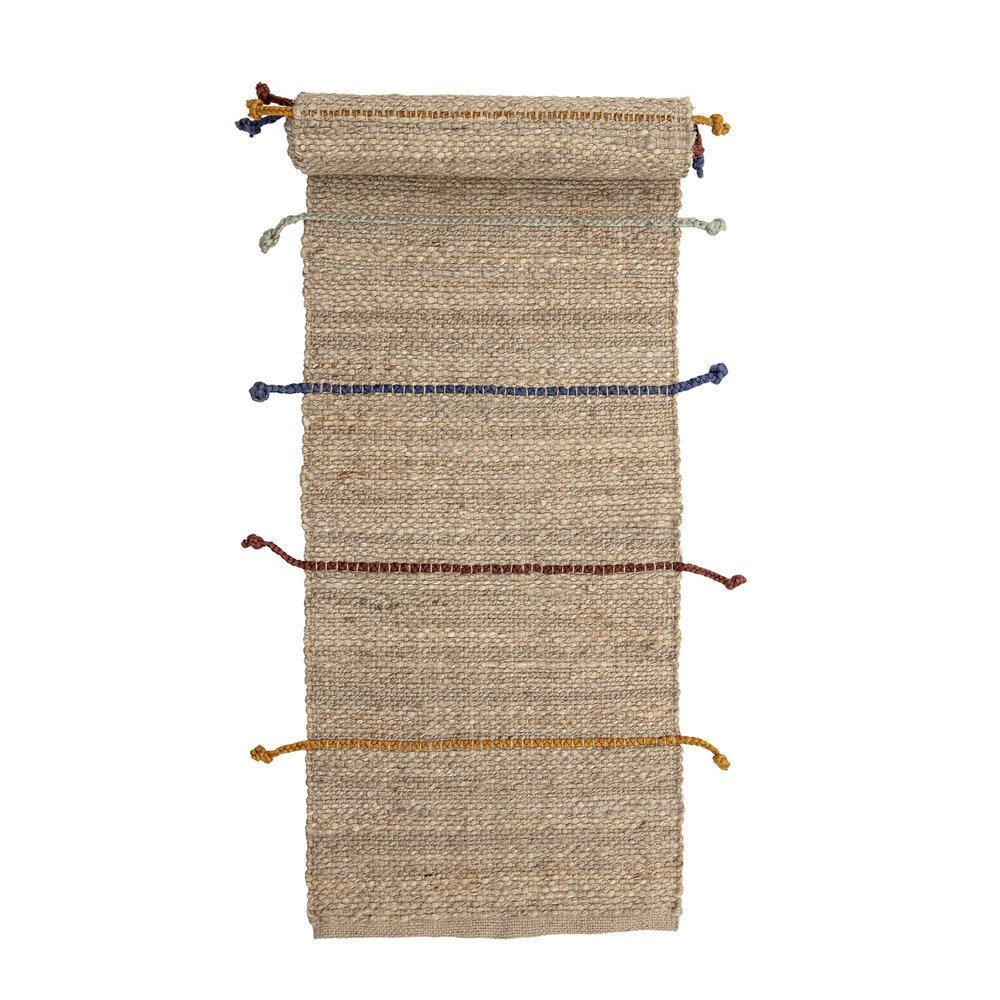 Bloomingville Teppich Clas aus Jute