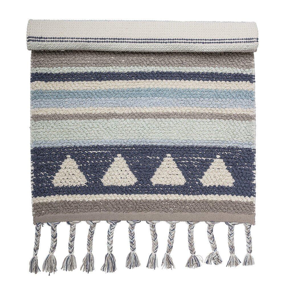 Bloomingville Teppich Korna aus Baumwolle