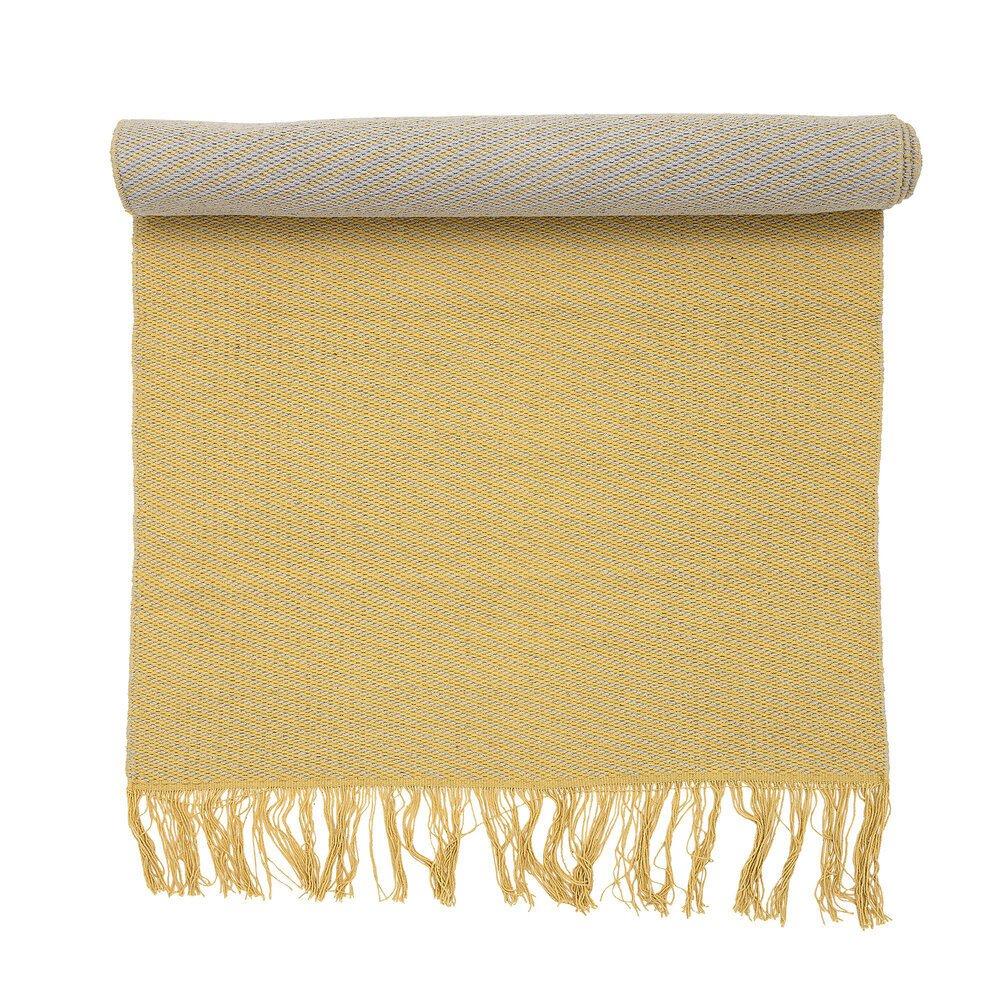 Bloomingville Teppich Lisbeth aus Baumwolle