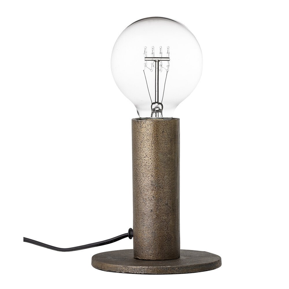 Bloomingville Tischlampe Bruce aus Metall