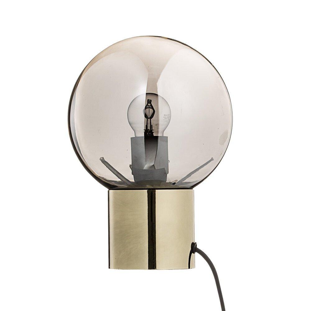 Bloomingville Tischlampe mit Glaskuppel