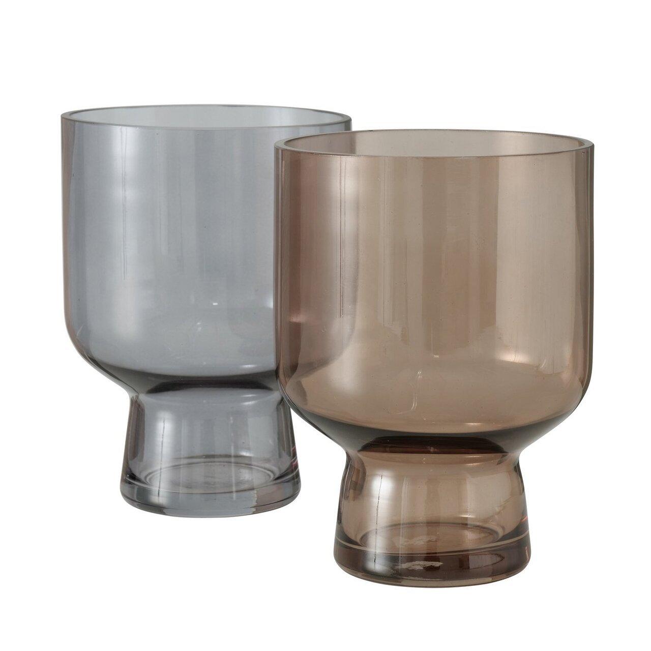 Boltze 2er Set Vase Dyo
