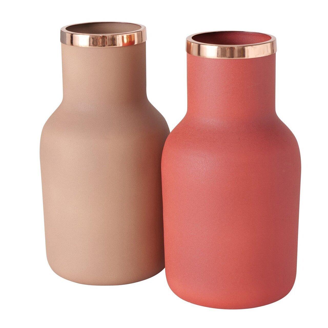 Boltze 2er Set Vase Sakiet