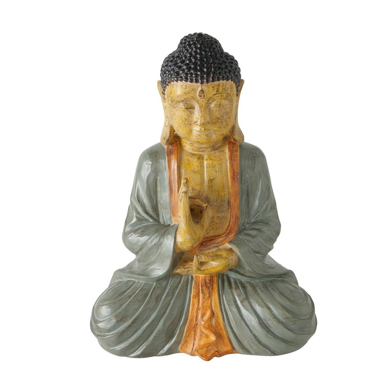Boltze Buddha Figur Beluga