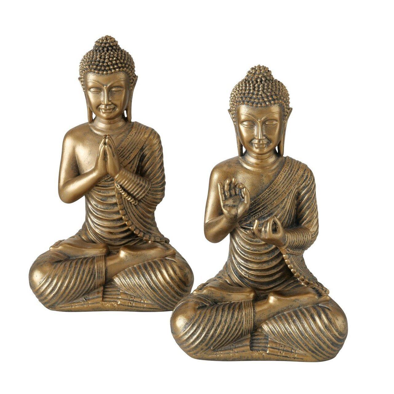 Boltze Buddha Figur Briosa