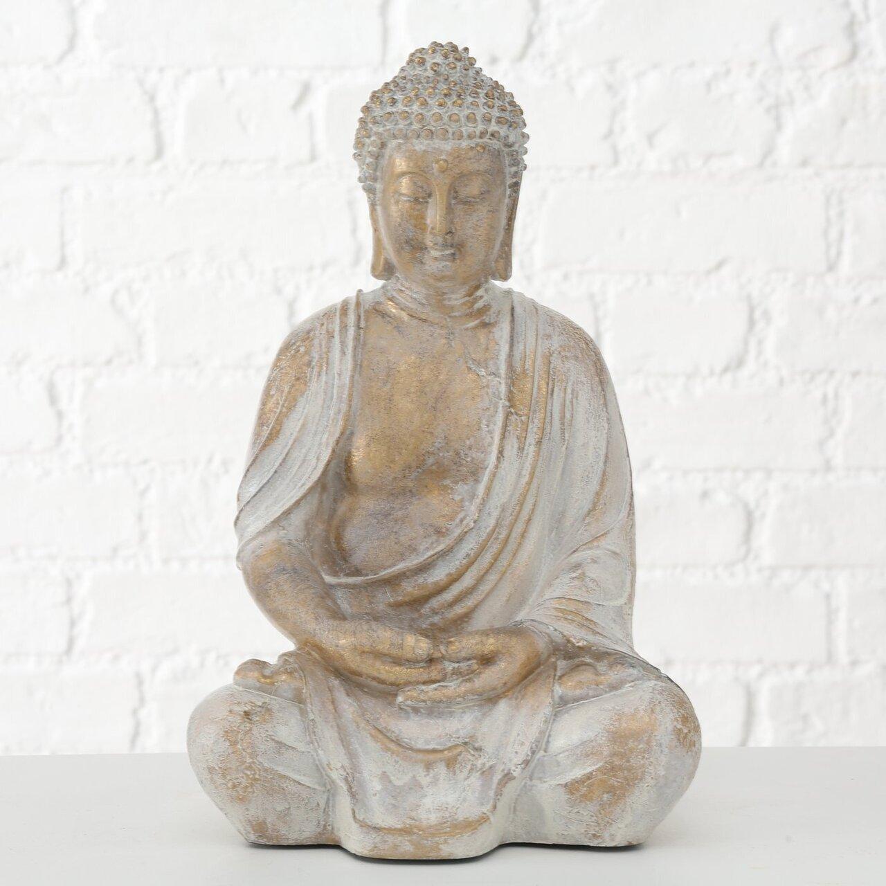 Boltze Buddha Figur Flyn