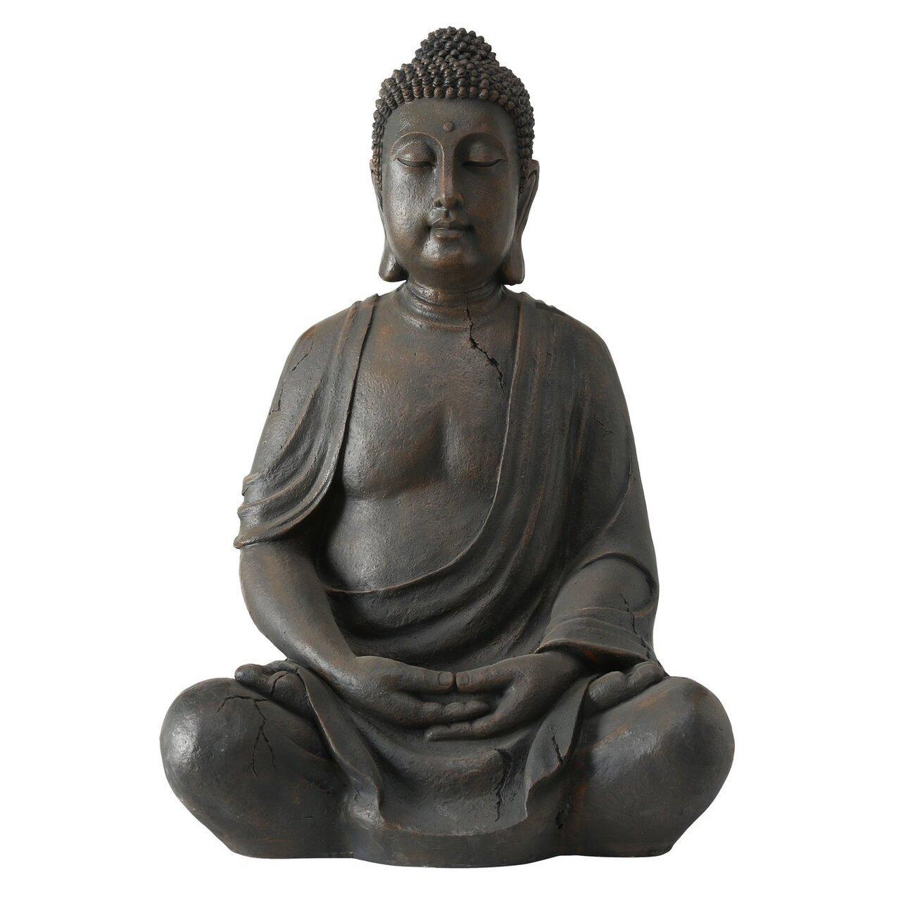 Boltze Buddha Figur groß