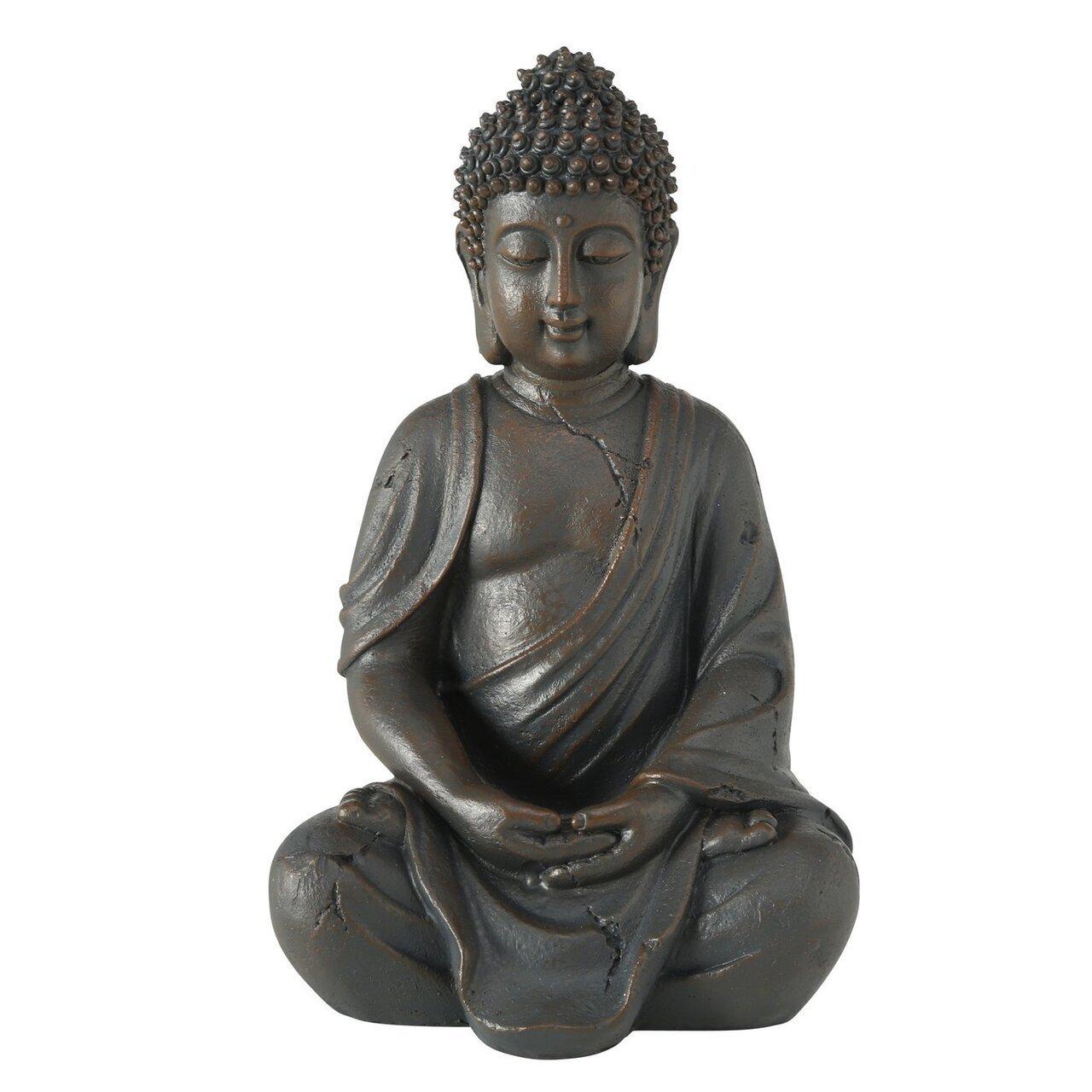 Boltze Buddha Figur klein