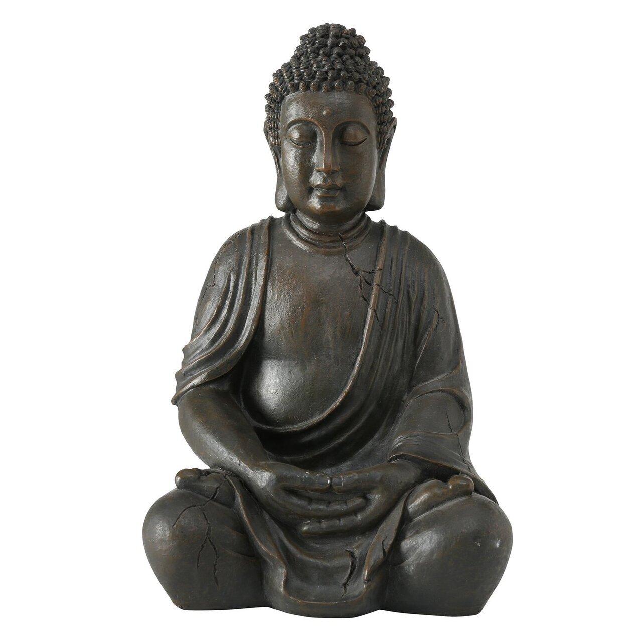 Boltze Buddha Figur medium