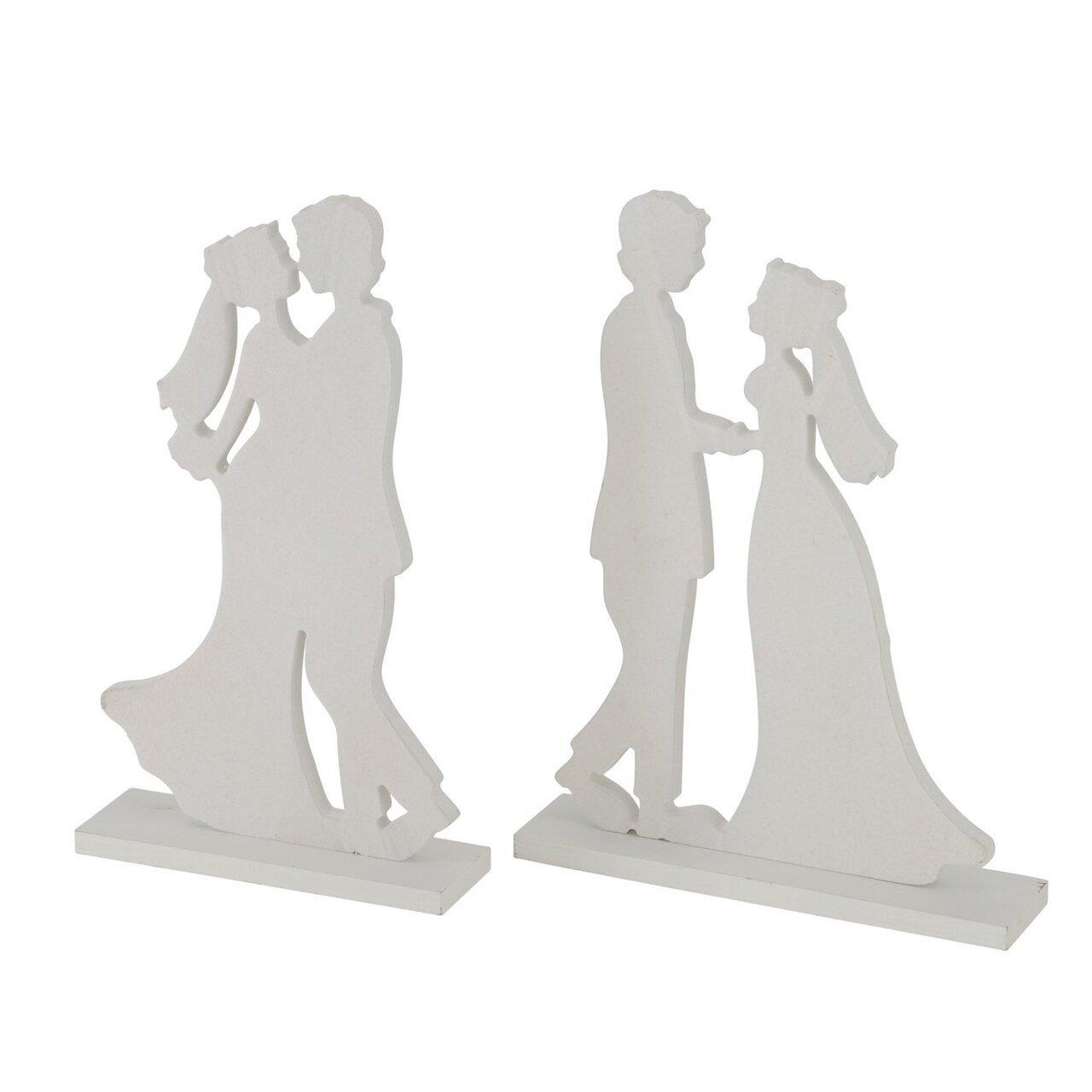 Boltze Dekoaufsteller Brautpaar