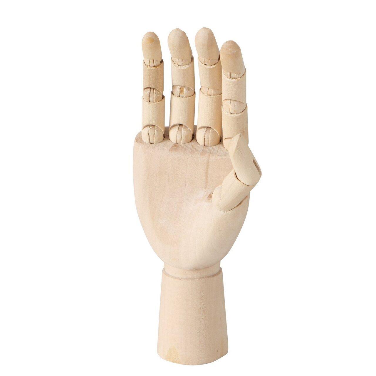 Boltze Dekoaufsteller Hand