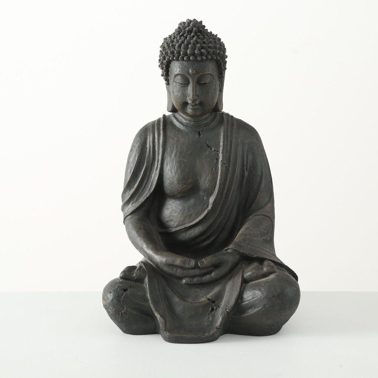 Boltze Figur Buddha medium