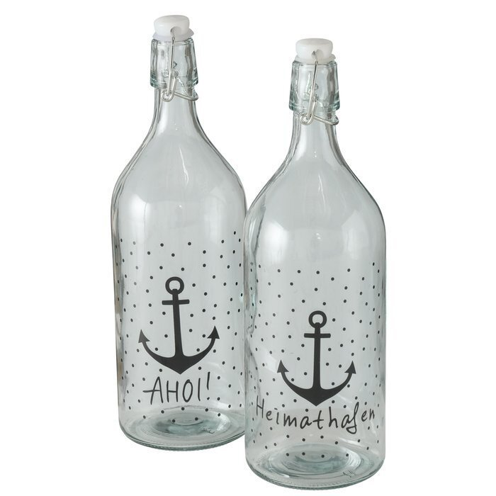 Boltze Flasche Anchor 2er Set