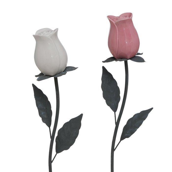 Boltze Gartenstab Rose Lya