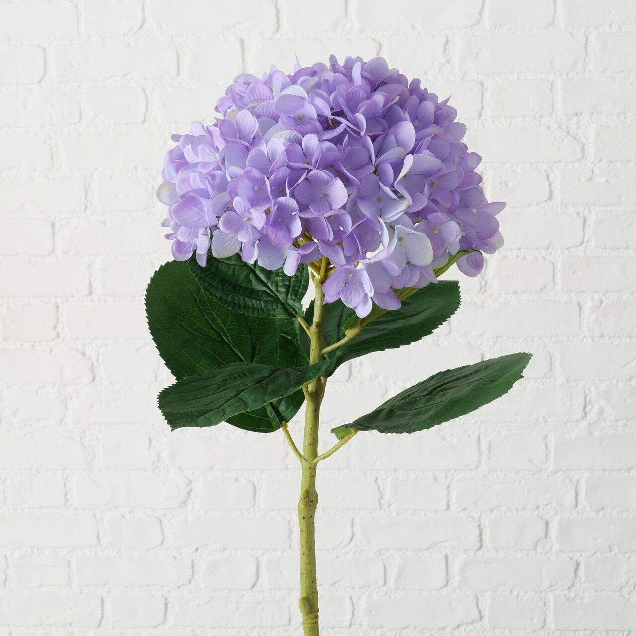 Boltze Hortensie Stielblume Kunstblume
