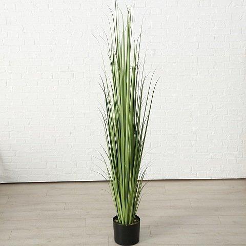 Boltze Kunstpflanze Gräser Topfpflanze Siri
