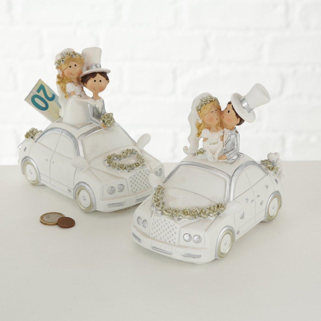 Boltze Spardose Hochzeitspaar