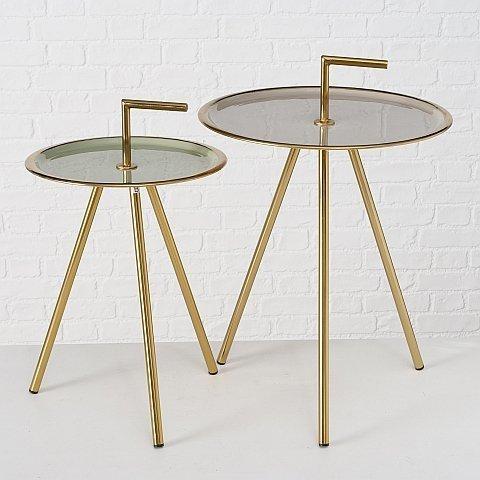 Boltze Tisch Bonelli 2er Set