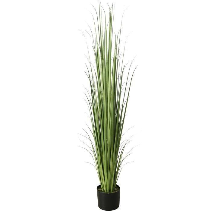 Boltze Topfpflanze Kunst Gras Sofina