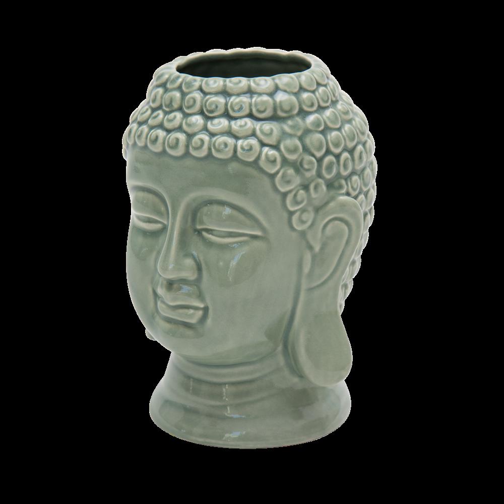 byRoom Buddah Blumentopf Keramik