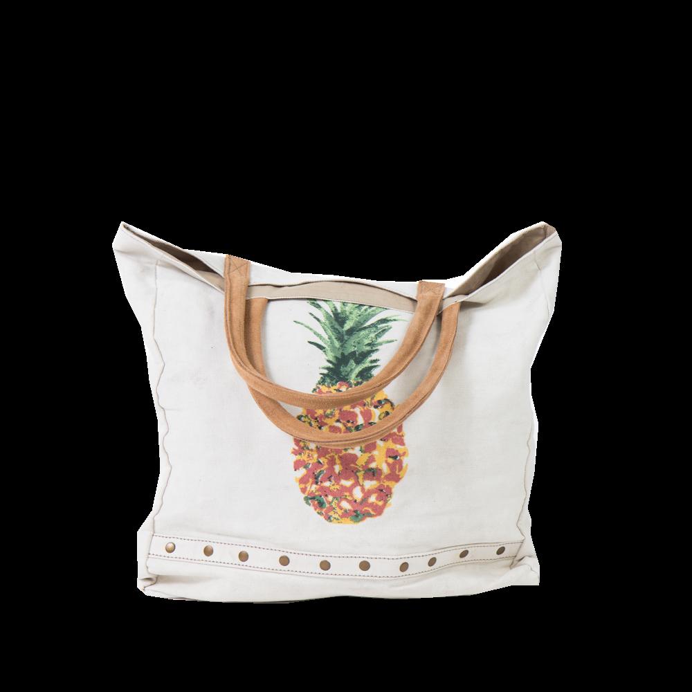 byRoom Einkaufstasche Ananas