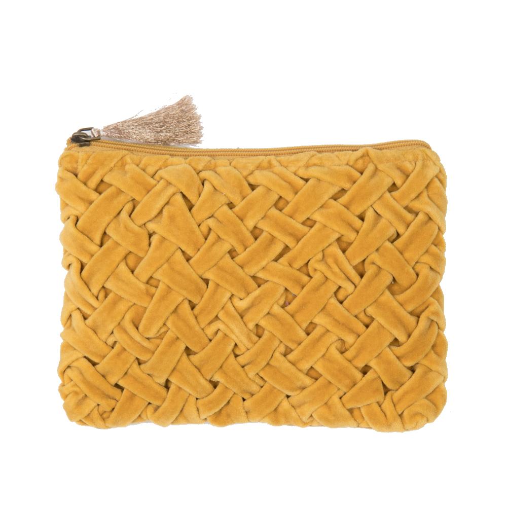 byRoom Täschchen Mustard