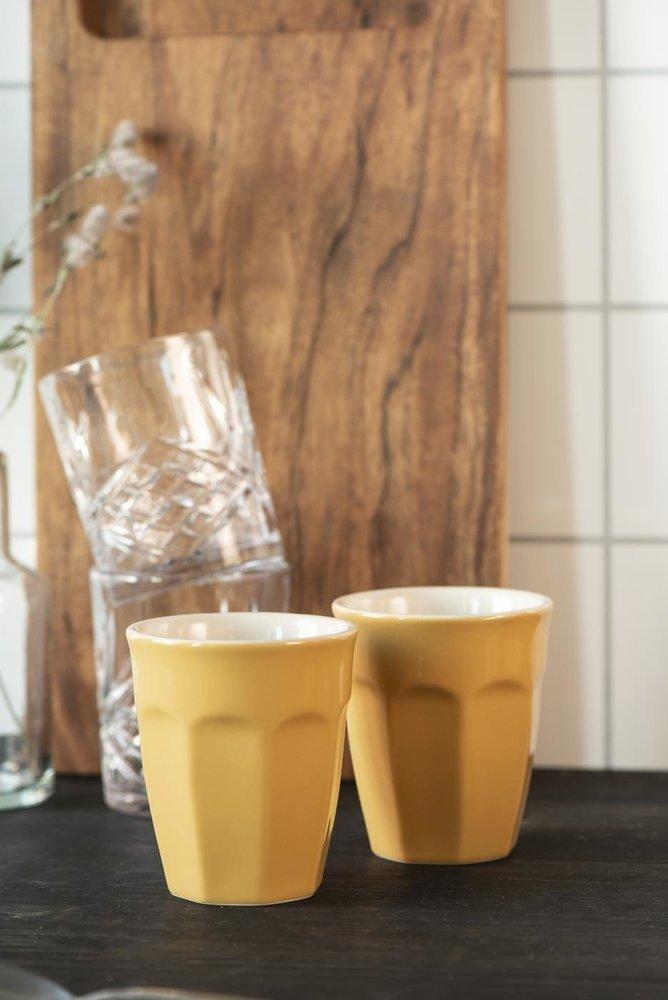 Impressionen zu Ib Laursen Cafe Latte Becher Mynte, Bild 12
